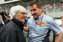 Formel 1 - 10 kleine Bernies: Ecclestone-Nachfolge: F1 braucht einen Plan