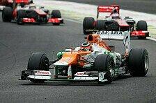Formel 1 - F�nftst�rkste Kraft: Fernley hofft auf besseren Saisonbeginn 2013