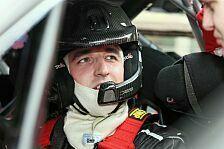 WRC - Der Speed war unglaublich: Solberg: Kubica wird Erfolg haben