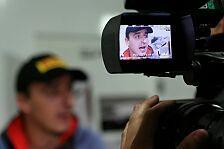 Formel 1 - Es f�llt schwer, Rennen im Fernsehen zu sehen: Kubica: Keine Chance auf baldige F1-R�ckkehr