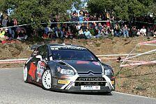 Mehr Rallyes - Deutlich in Front: Video - 2. Etappe der Rallye du Var mit Kubica