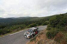 Mehr Rallyes - Robert Kubica bei der Rallye du Var