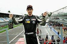 Formel 2 - Kevin Mirochas Karriere
