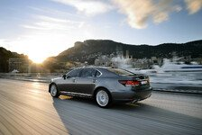 Auto - Der neue Lexus LS