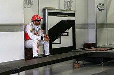 Formel 1 - Abschied vom langj�hrigen zu Hause : Hamilton sagt McLaren-Mitgliedern goodbye
