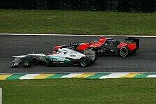 Formel 1 - Das wird definitiv helfen: Glock misst Symonds-R�ckkehr gro�e Bedeutung bei