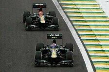 Formel 1 - Wer f�hrt neben Pic?: Caterham: Fahrerbekanntgabe vor Jerez-Test