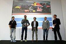 Formel 1 - Bilder: Vettel & Webber in Milton Keynes