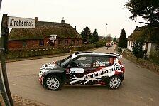 DRM - Erneut komplett neue WPs rund um S�derbrarup : Wikinger Rallye: Wieder doppelte Meisterschaft