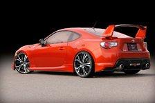 Auto - Sportliche Vielfalt: Toyota auf dem Tokyo Auto Salon