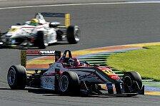 Formel 3 EM - F3 ist die beste Schule : Starterfeld f�r die Saison 2014 pr�sentiert
