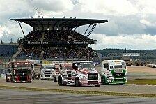 Mehr Motorsport - Kollision mit Formel 1: 2013: Truck GP am N�rburgring vorverlegt
