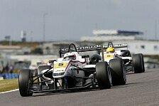 Formel 3 EM - Schwede z�hlt zu den Titelanw�rtern: M�cke Motorsport verl�ngert mit Rosenqvist