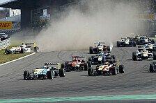 Formel 3 EM - Jung und voller �berraschungen: Carlin gibt Fahrer-Gro�aufgebot bekannt
