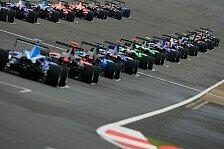 GP3 - Unbenanntes Rennen Mitte Juni: Vorl�ufiger GP3-Kalender bekannt