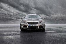 Auto - Lexus Flaggschiff: Premiere des TMG Sports 650