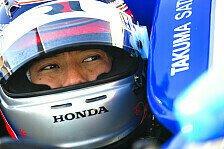 IndyCar - Erfahrung und der Hunger eines Rookies: AJ Foyt Racing best�tigt Sato f�r 2013