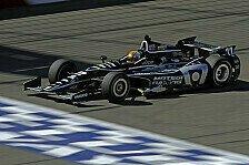 IndyCar - Nummer 22 weiter mit Chevrolet-Power: Servia bleibt bei Panther DRR