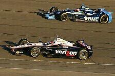 IndyCar - Ersatzteile f�r den DW12 werden nicht teurer: Kostendeal mit Dallara unter Dach und Fach