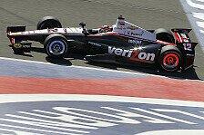 IndyCar - Zu viele Punkte in der Steilwand liegen lassen: Powers Oval-Bedenken halten sich