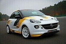 ADAC OPEL Rallye Cup - Starke Partner der Nachwuchsserie: Eibach und Michelin als Serienpartner