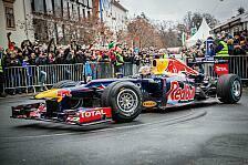 Formel 1 - Graz steht Kopf: Blog - Sebastian Vettel verzaubert eine Stadt