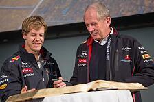 Formel 1 - Am Ende gewinnt immer Vettel: Red Bull von Ferrari-Sticheleien genervt