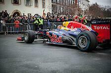 Formel 1 - Bilder: Vettel Show Run - Graz
