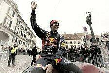 Formel 1 - Die Steiermark feiert den Dreifach-Champion: Video - Sebastian Vettel in Graz
