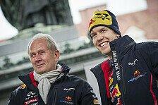 Formel 1 - Politik einfach ignorieren: Marko bricht eine Lanze f�r Vettel