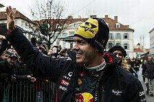 Formel 1 - Die Gewinner des Auf und Ab: Autosport-Preise f�r Vettel, RB8, Sauber, Button