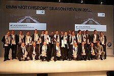 Mehr Motorsport - Biagi erfolgreichster BMW-Privatfahrer 2012: Verleihung des BMW-Sportpokals in Maisach