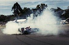 Formel 1 - Unter der argentinischen Sonne: Video - Red Bull Showrun in Buenos Aires