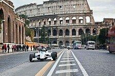 Formel E - Agag hofft auf Ex-F1-Piloten in der Formel E