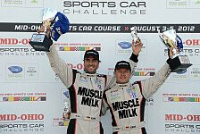 USCC - Bilder: Sports Car Challenge of Mid-Ohio - 6. Lauf