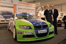 Mehr Motorsport - Hoffnungsvolles Nachwuchstalent: ADAC Procar: Youngster Hoffmann am Start