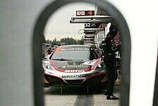 Blancpain GT Serien - Rennstall steht zum Verkauf: Hexis Racing steht vor dem Aus