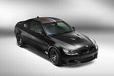 DTM - 54 Schwarze Biester: BMW baut limitierte Champions-Edition des M3