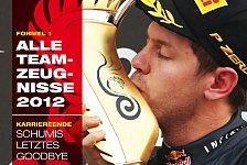 Formel 1 - Die Gewinner & Verlierer 2012: Neue Ausgabe des RACEmag: F1-Special