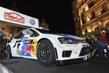 WRC - Der Polo ist da: Video - VW WRC Launch in Monaco