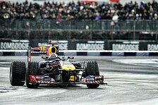 Formel 1 - Richtiger Run f�r einen alten Mann: Coulthard: Vorfreude auf Showrun in Moskau