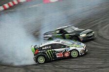 Mehr Motorsport - Burn, baby!: Video - Ken Blocks Gymkhana: Das Finale