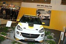 ADAC Opel Rallye Cup - Mit der Weltelite messen: Teilnehmer starten bei deutschem WM-Lauf