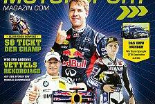 Formel 1 - Champions 2012: Jetzt im Handel: Motorsport-Magazin #28