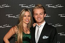 Formel 1 - Bilder: Nico Rosberg in London