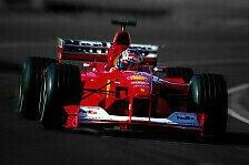 Formel 1 - Bilderserie: Die erfolgreichsten Formel-1-Ferrari