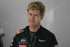 Formel 1 - Keine Anrufe unterm Weihnachtsbaum: Vettel erwartet harten Wettbewerb