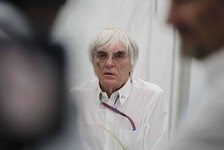 Formel 1 - Unn�tige Kosten: Ecclestone warnt vor Motorenkosten 2014