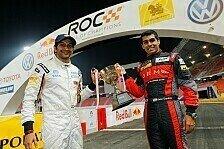 Formel 1 - Das Beste aus jedem Auto holen: Karthikeyan und Chandhok gewinnen ROC Asia