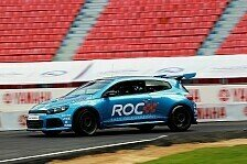 Mehr Motorsport - Aus f�r Gro�britannien und Amerika: RoC - Gruppe A: Frankreich und Allstars weiter